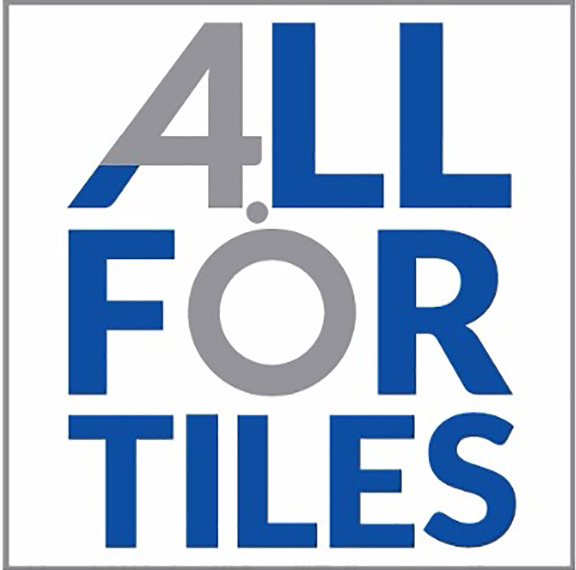 All For Tiles: idee, tecnologie, fornitori, cultura per le industrie del comparto ceramico.