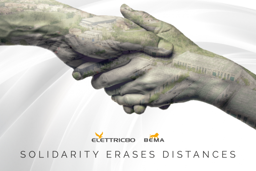 Solidarity erases distances