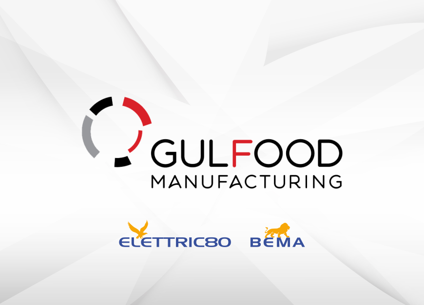Elettric80 and BEMA at GULFOOD MANUFACTURING